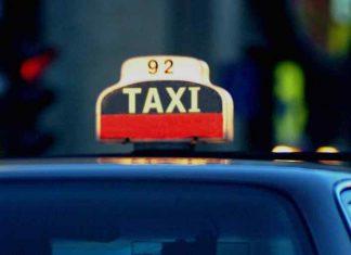 cab ride, taxi, Kent Nerburn