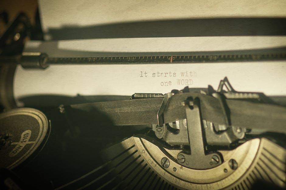 Typewriter Arts