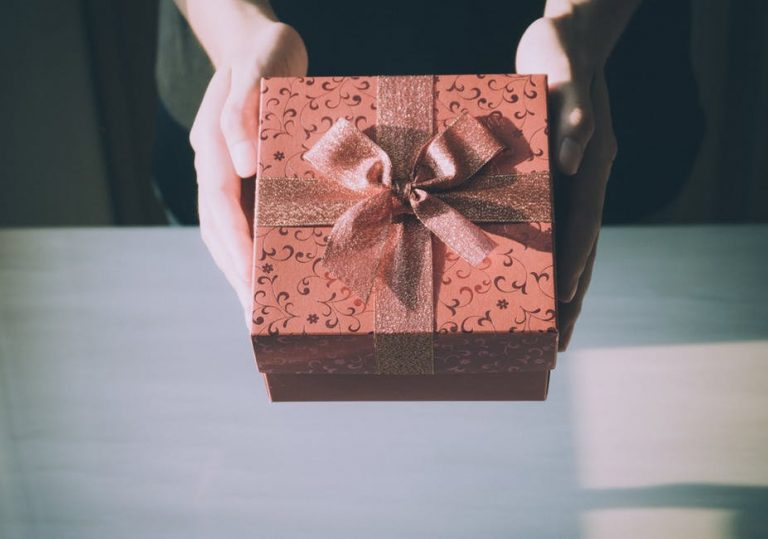 An extraordinary gift for her