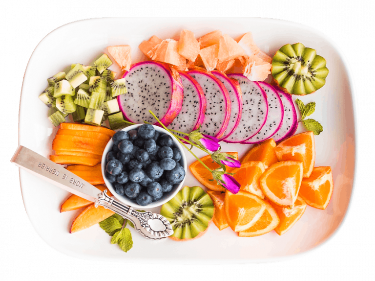 Should I start eating healthy food? Specially fruits?