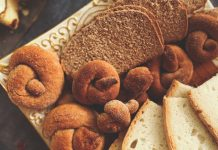 A simple bread that can full your tummy daily
