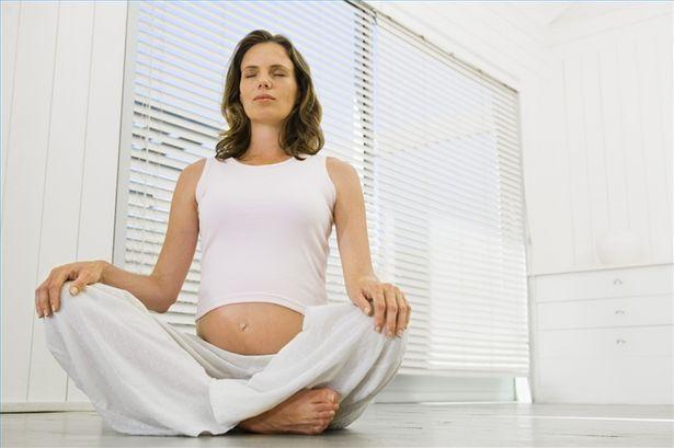 Avoid Stress During Pregnancy