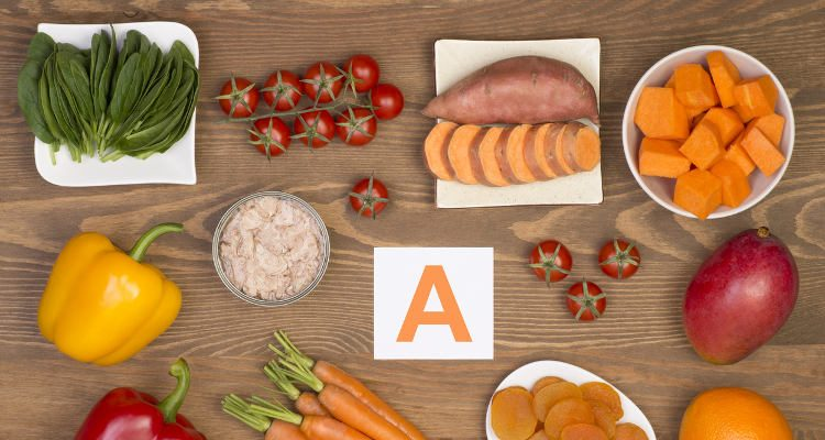 Foods That Are High In Vitamin A