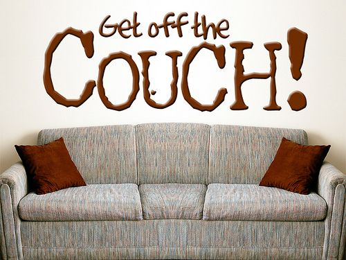 Get Off The Couch With These Motivational Tips