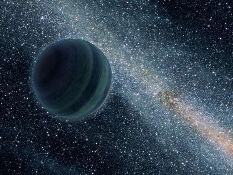 Planet Nine Has Officially Found By Astronomers