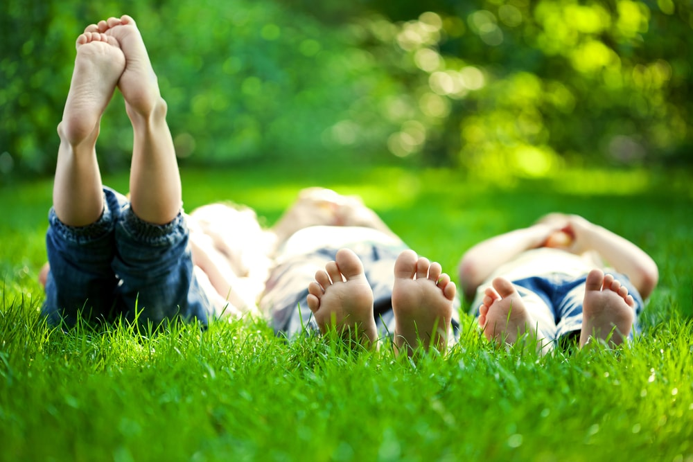 The Healing Benefits of Earthing