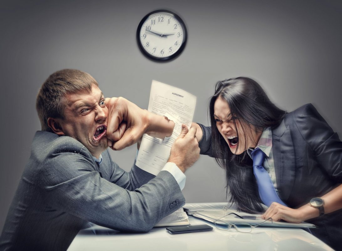 Ways To Deal With Toxic Co-Workers