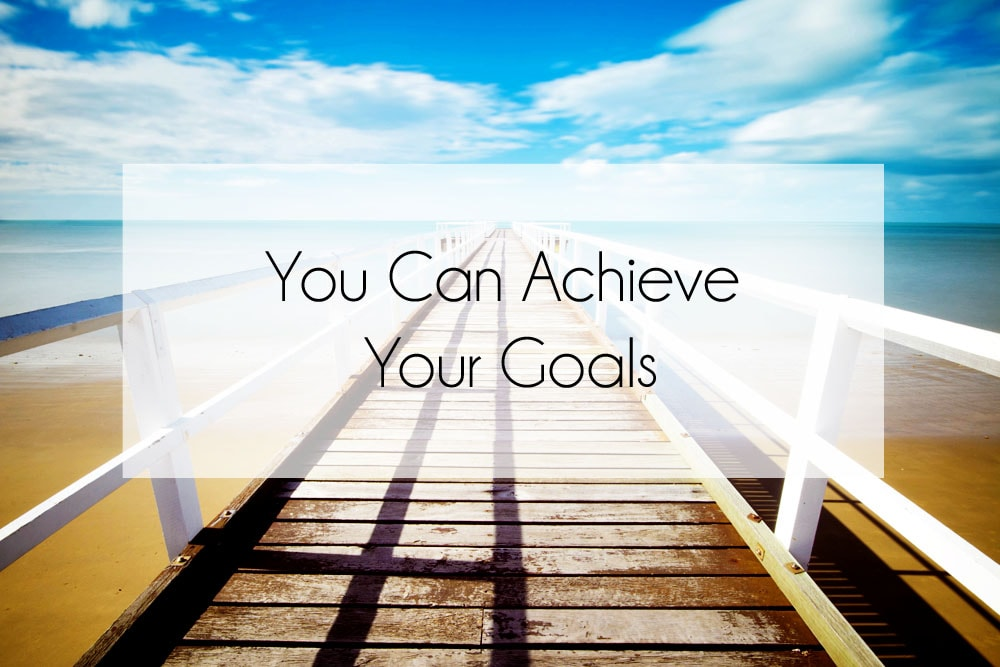Ways To Set Your Goals You'll Actually Achieve
