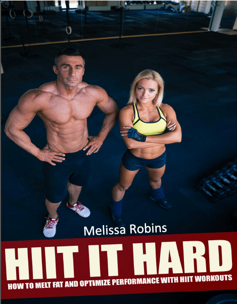 HIIT it Hard ebook at Table for Change