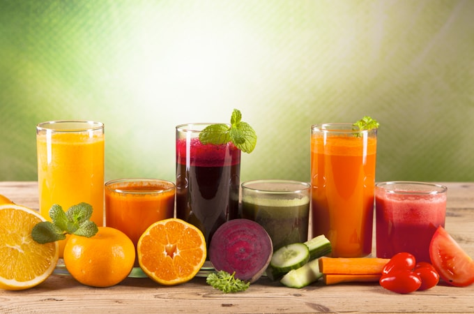 The Pros and Cons Of Juicing
