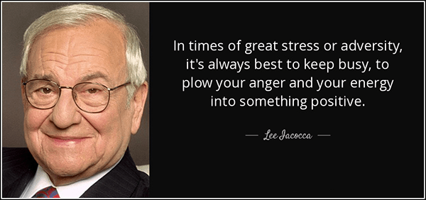 Stress Quotes