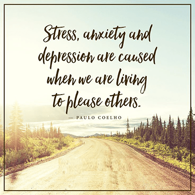 Stress Quotes Quotes