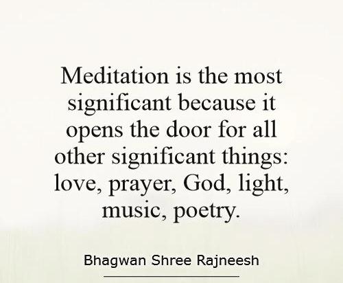 meditation quotes
