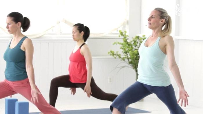 yoga poses women