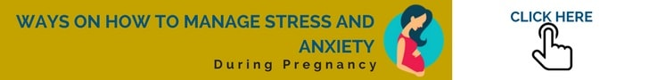 stress quotes, anxiety, pregnancy