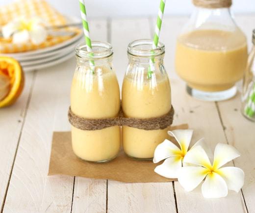 vegan breakfasts smoothie