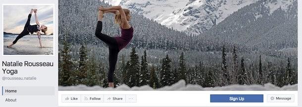 Natalie Rousseau Yoga