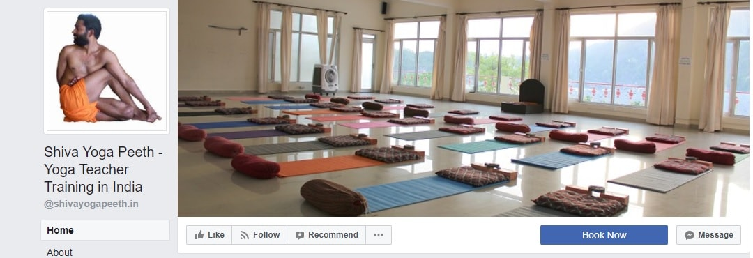 Shiva Yoga Peeth - Yoga Teacher Training in India