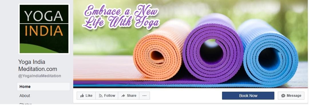 Yoga India Meditation