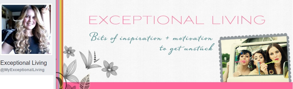 Exceptional Living Personal Development, personal growth, self improvement, life, motivation