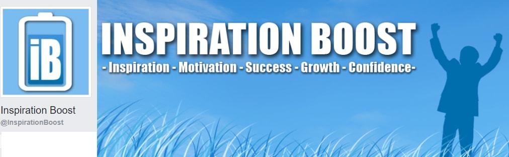 Inspiration Boost Personal Development, personal growth, self improvement, motivation