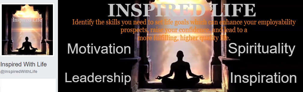 Inspired With Life Personal Development, personal growth, self improvement, motivation, life