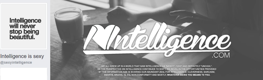 Intelligence is sexy Personal Development, personal growth, self improvement, Smart, Motivation
