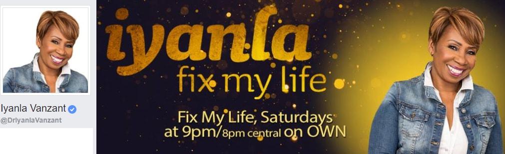 Iyanla Vanzant Personal Development, personal growth, self improvement, motivation