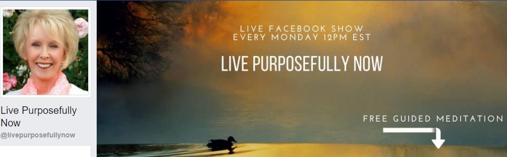 Live Purposefully Now Personal Development, personal growth, self improvement, Purpose