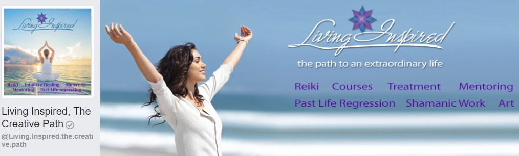 Living Inspired, The Creative Path Personal Development, personal growth, self improvement, motivation, life