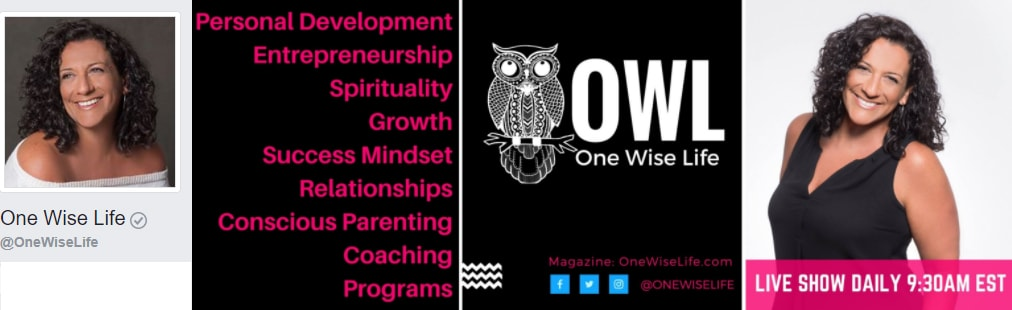 One Wise Life Personal Development, personal growth, self improvement, motivation