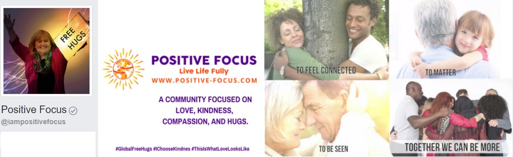 Positive Focus Personal Development, personal growth, self improvement, life, motivation
