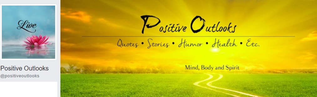 Positive Outlooks personal development Facebook pages, personal growth, self improvement, life, motivation