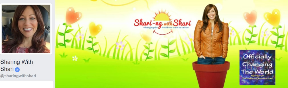 Sharing With Shari Personal Development, personal growth, self improvement, share