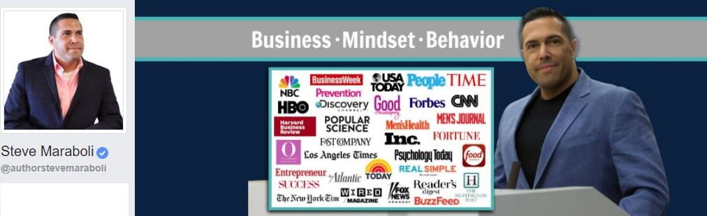 Steve Maraboli Personal Development, personal growth, self improvement, mindset