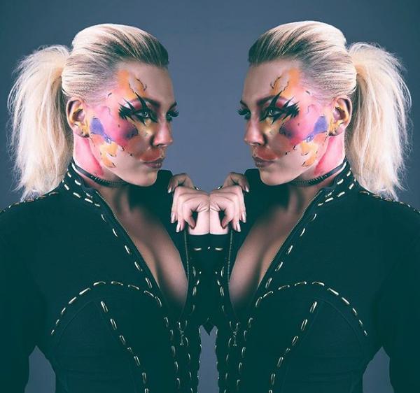 Woman Transforms Birthmark