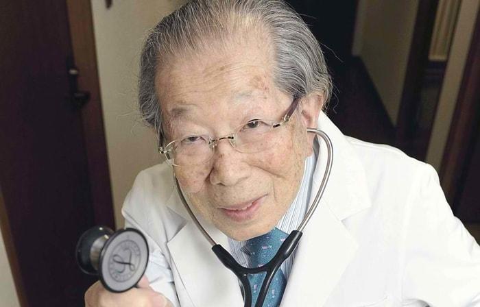 Shigeaki Hinohara Doctors Advise