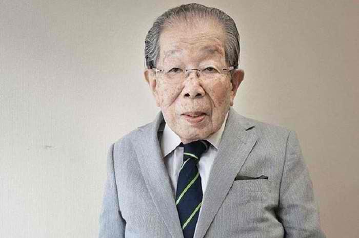 Shigeaki HInohara Life Longevity
