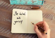 self compassion, optimal hea