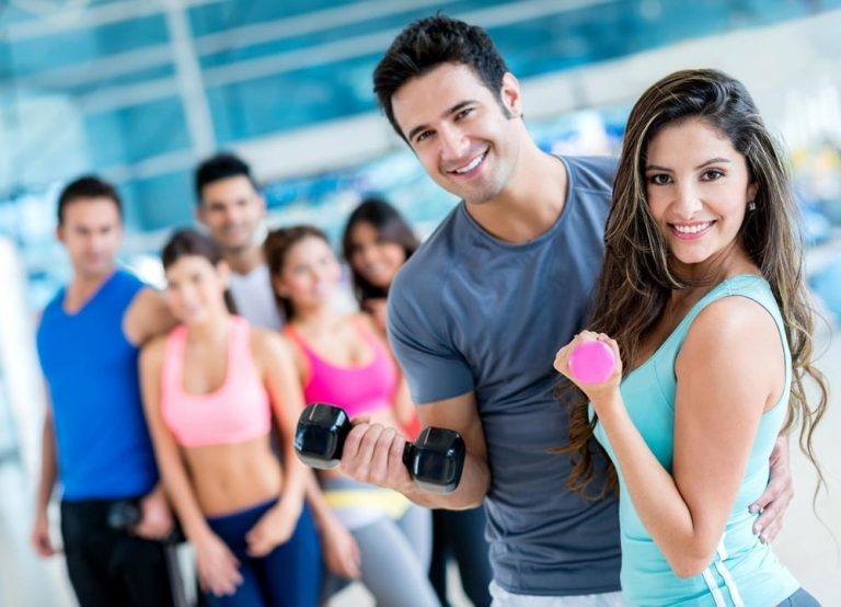 8 Reasons Why You Should Hit The Gym