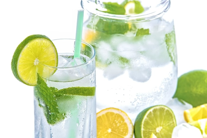 intermittent fasting lemonade