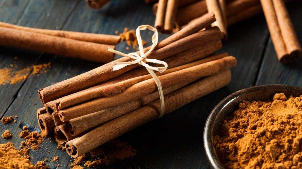 natural remedies cinnamon