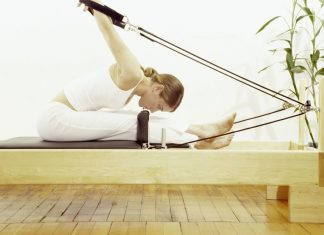 pilates exercise