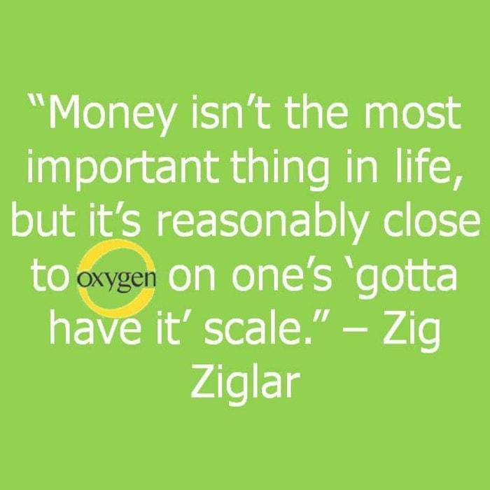 money quotes zig ziglar