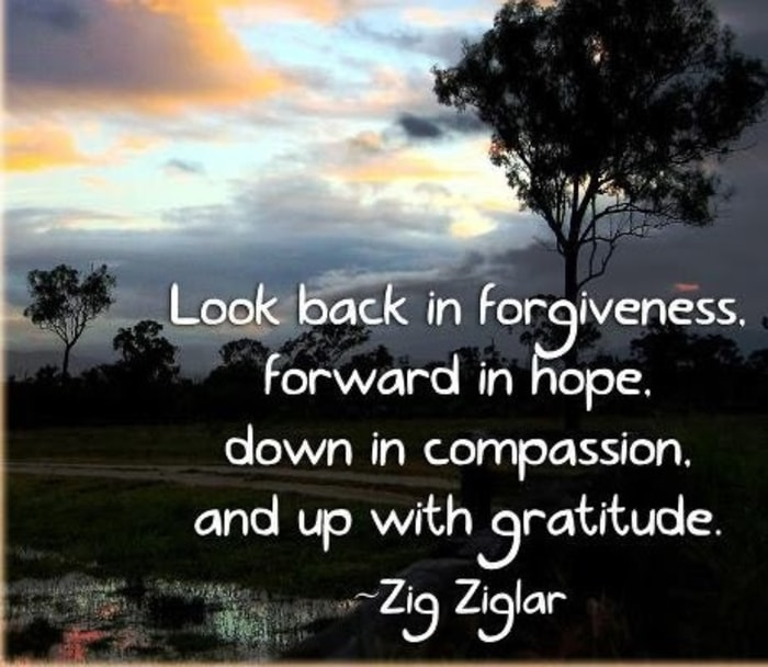 forgiveness quotes zig ziglar