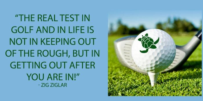 golf quotes zig ziglar