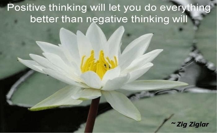 negative thinking quotes zig ziglar