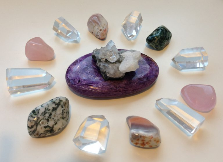 9 Crystals to Empower Your Yoga Practice