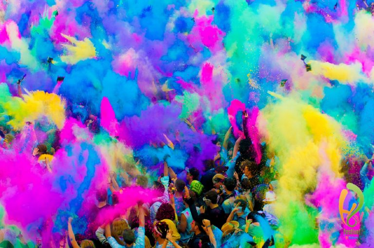 Colours On Holi And Science – Scientific Reason For Holi Festival Colours
