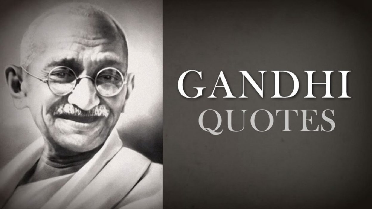Mahatma Gandhi Thoughts On God Quotes On Concept Of God By Gandhiji Table For Change